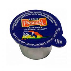 Monodosis de leche PASCUAL